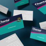 Cartão de Visita Chantal Produtos Ortopédicos